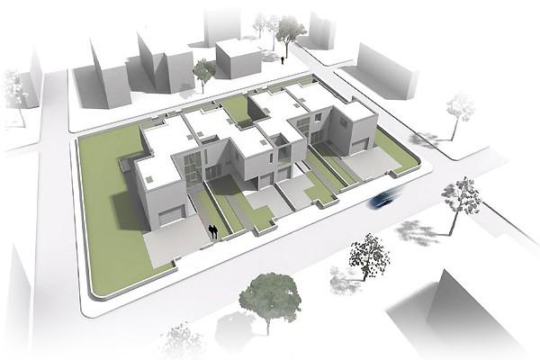 Studio format c architettura for Architettura case
